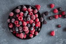 Правильная заморозка продуктов в морозильной камере