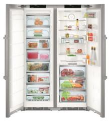 Side-by-Side холодильник Liebherr SBSes 8663 купить украина