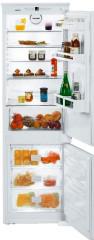 Встраиваемый двухкамерный холодильник Liebherr ICNS 3324 купить украина