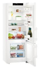 Двухкамерный холодильник Liebherr CU 2915 купить украина
