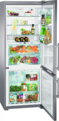 Двухкамерный холодильник Liebherr CBNPes 5167 купить украина
