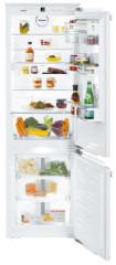 Встраиваемый двухкамерный холодильник Liebherr ICNP 3366 купить украина