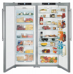 Side-by-Side холодильник Liebherr SBSes 6352 купить украина