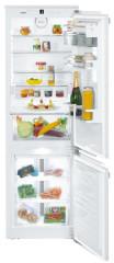 Встраиваемый двухкамерный холодильник Liebherr SICN 3386 купить украина