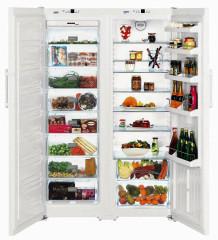 Side-by-side холодильник Liebherr SBS 7212 купить украина