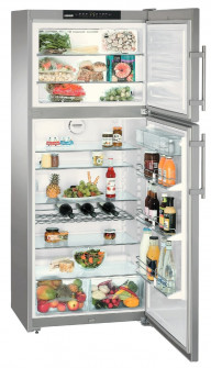 Двухкамерный холодильник Liebherr CTNes 4753 купить украина